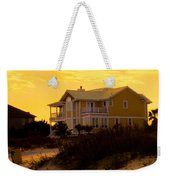 Yellow Beauty At Isle Of Palms Weekender Tote Bag
