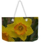 Yellow Daffies Weekender Tote Bag