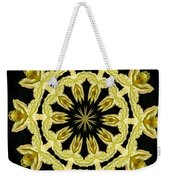 Yellow Fantasy Weekender Tote Bag