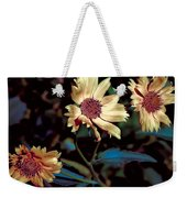 Yellow Flower Viii Weekender Tote Bag