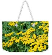 Yellow Flowers 3 Weekender Tote Bag