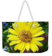 Yellow Glory Weekender Tote Bag
