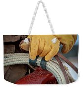 Yellow Gloves Weekender Tote Bag