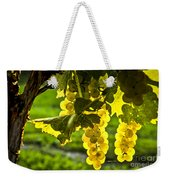Yellow Grapes In Sunshine Weekender Tote Bag