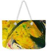 Yellow Horse Weekender Tote Bag