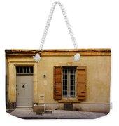 Yellow House No 32 Arles France Dsc01779  Weekender Tote Bag