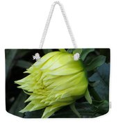 Yellow In Bloom Weekender Tote Bag