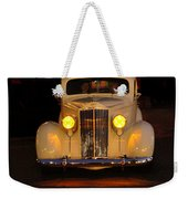 Yellow Lights At Celebration Weekender Tote Bag