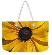 Yellow Macro Weekender Tote Bag