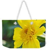 Yellow Marigold Weekender Tote Bag