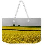 Yellow Mellow  Weekender Tote Bag