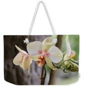 Yellow Orchids Weekender Tote Bag