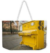 Yellow Piano Beethoven Weekender Tote Bag