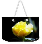Yellow Primrose Weekender Tote Bag