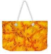 Yellow Radiance  Weekender Tote Bag