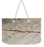 Yellow Rat Snake Weekender Tote Bag