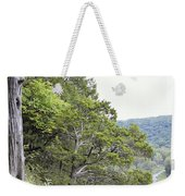 Yellow River Weekender Tote Bag