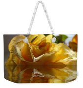 Yellow Rose Wet And Dry Weekender Tote Bag