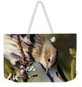 Yellow-rumped Warbler - Precious Weekender Tote Bag
