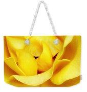 Yellow Sapphire Rose Palm Springs Weekender Tote Bag
