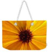 Yellow Splendour Weekender Tote Bag