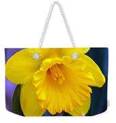 Yellow Spring Daffodil Weekender Tote Bag