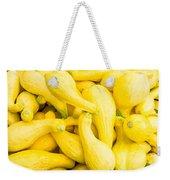 Yellow Squash At The Market Weekender Tote Bag