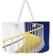 Yellow Steps 2 Weekender Tote Bag