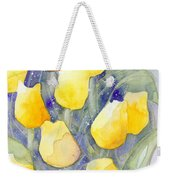 Yellow Tulips 1 Weekender Tote Bag