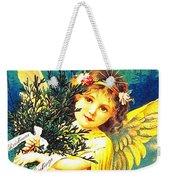 Yellow Wings Weekender Tote Bag
