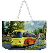 Yelloways Seagull Coach. Weekender Tote Bag