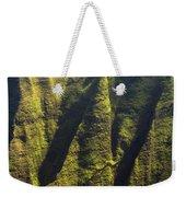 Yellows And Greens  Weekender Tote Bag