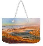 Yellowstone 18 Weekender Tote Bag
