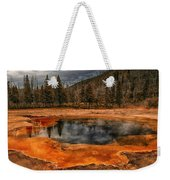 Yellowstone 3 Weekender Tote Bag