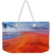 Yellowstone Basin Weekender Tote Bag
