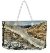 Yellowstone Canary Weekender Tote Bag