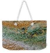 Yellowstone Living Thermometer Abstract Weekender Tote Bag