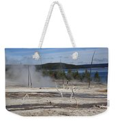 Yellowstone National Park - Hot Springs Weekender Tote Bag