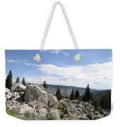 Yellowstone N P Landscape Weekender Tote Bag
