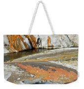 Yellowstone Small Crested Pool Weekender Tote Bag