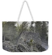 Yellowstone - The Rock Tree Weekender Tote Bag