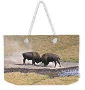 Yellowstone Turf War Weekender Tote Bag