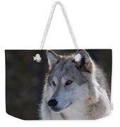 Yellowstone Wolf Weekender Tote Bag