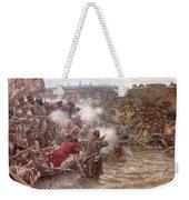 Yermaks Conquest Of Siberia Weekender Tote Bag