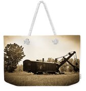 Yesteryear Weekender Tote Bag by Rhonda Barrett