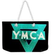 Ymca Weekender Tote Bag