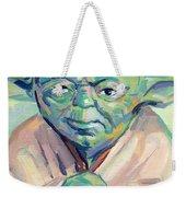Yoda Weekender Tote Bag