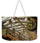 York Railway Station Weekender Tote Bag