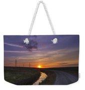 Yorkshire Sunset  Weekender Tote Bag