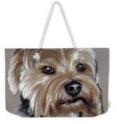 Yorkshire Terrier- Drawing Weekender Tote Bag
